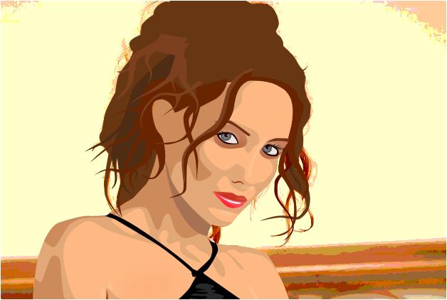 Создаем стильные векторные портреты в Adobe Illustrator (Часть 1)