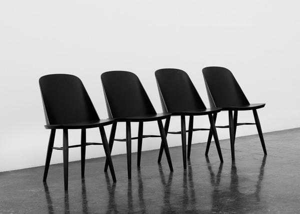 Чисто норвежский стул Synnes Chair