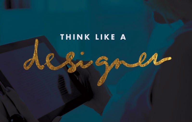 Дизайнерське мислення: вирішуй проблеми, як дизайнер