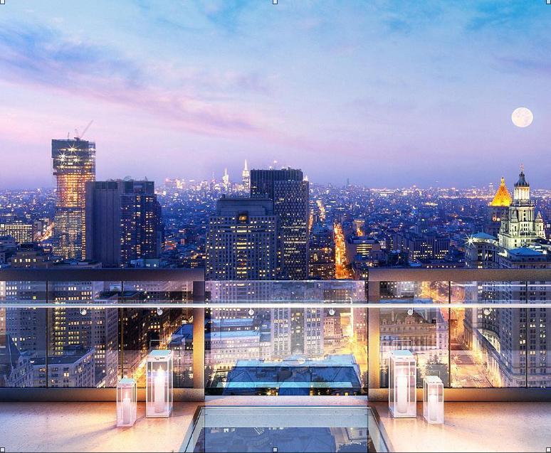 Невероятный редизайн 130-летнего небоскреба на Манхэттене