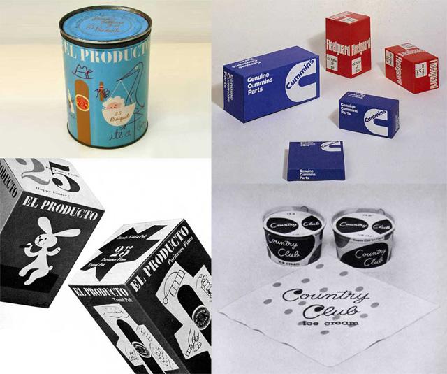 Пол Ренд дизайн упаковки
