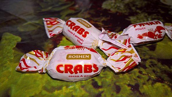 Жесть 14: Рачки vs Crabs – епік-фейл від Рошен