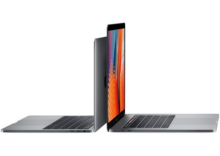 Мечта дизайнера: Apple представила новый MacBook Pro с сенсорной панелью