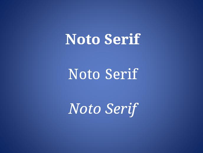 А вы уже видели Google Noto – бесплатный шрифт для 800 языков?