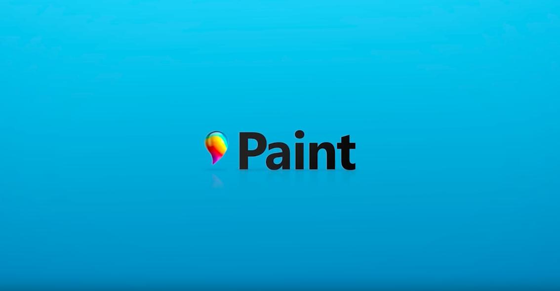Microsoft работает над новой версией Paint с поддержкой 3d объектов (Видео)