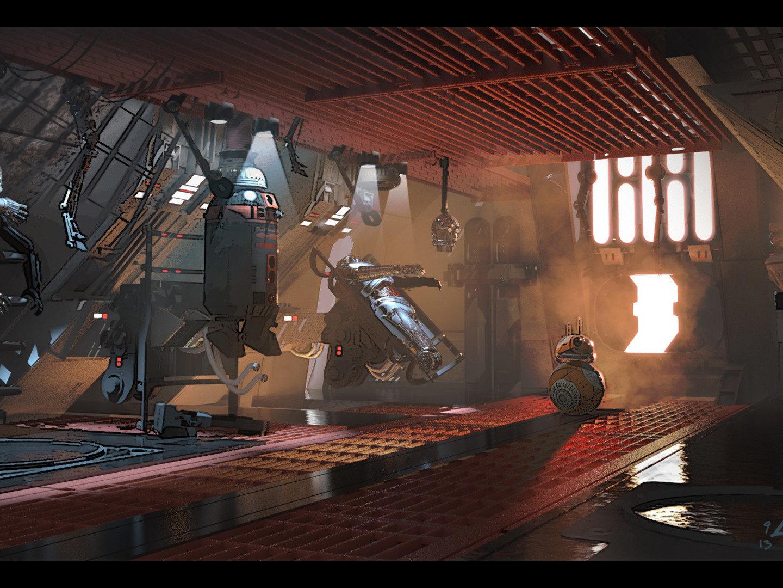 Star Wars: The Force Awakens – роботи і штурмовики, яких ми не побачили