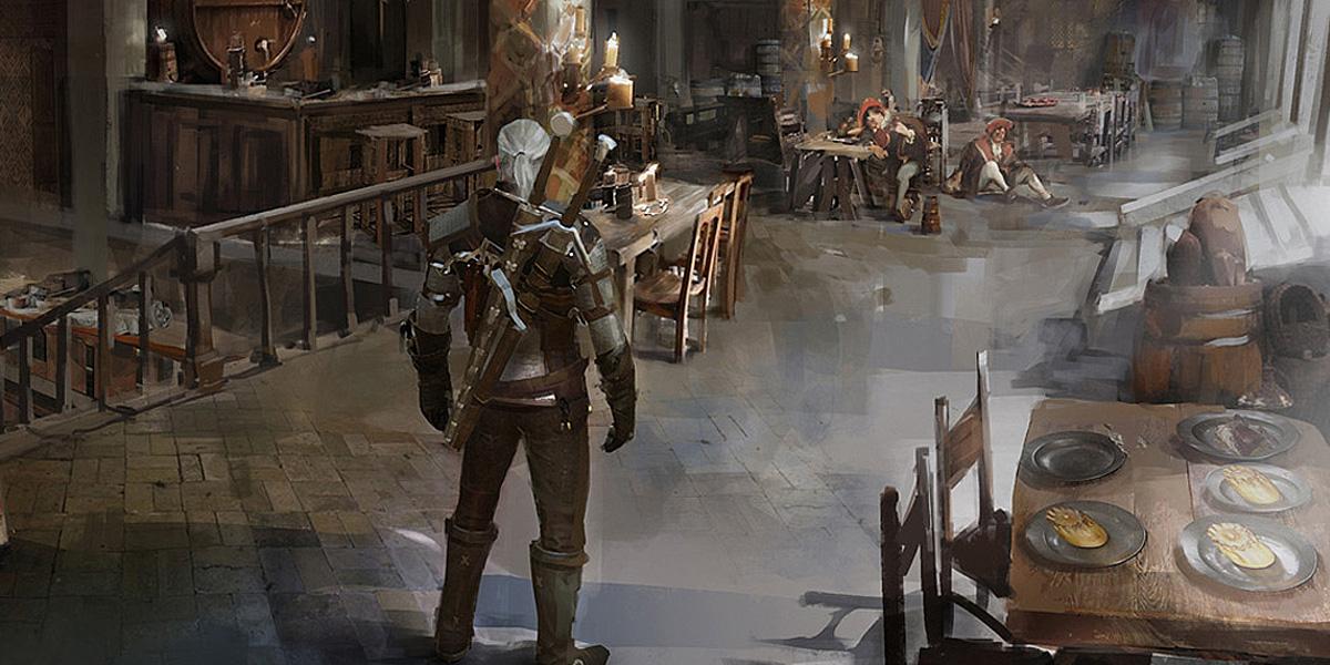 Моторошні концепт-арти до The Witcher 3: Wild Hunt – Blood and Wine