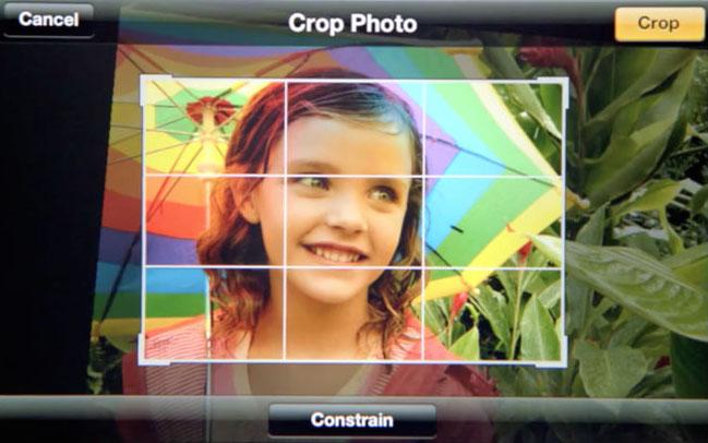 як правильно обрізати фото