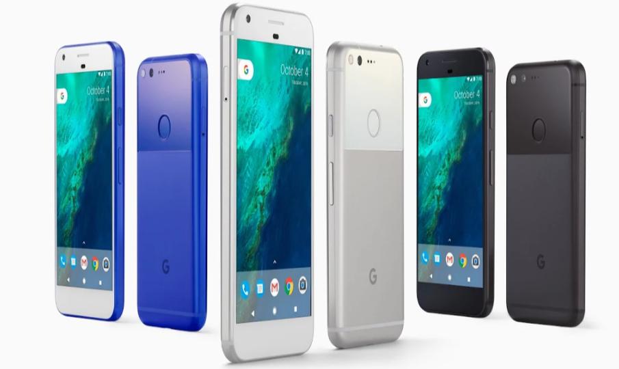 ОК Google: а ви вже бачили нові смартфони Pixel і Pixel XL?