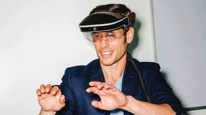 Стартап Meta переведет всех сотрудников на свои AR-шлемы