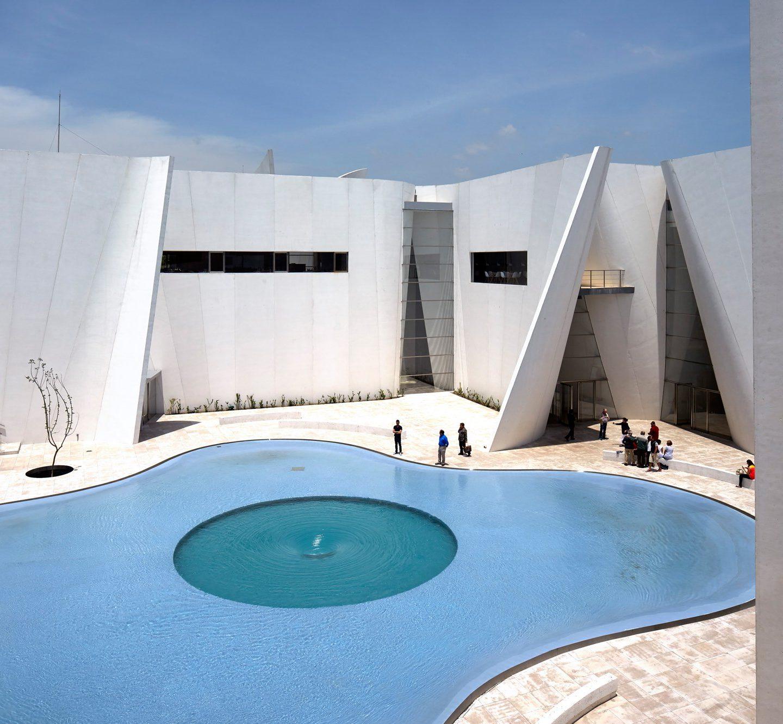 Museo Internacional del Barroco у Мексиці: майже нереальне творіння дизайнера Toyo Ito