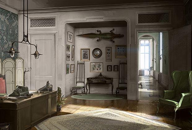 Невероятно крутые концепт-арты к игре Dishonored 2 (Часть 2)