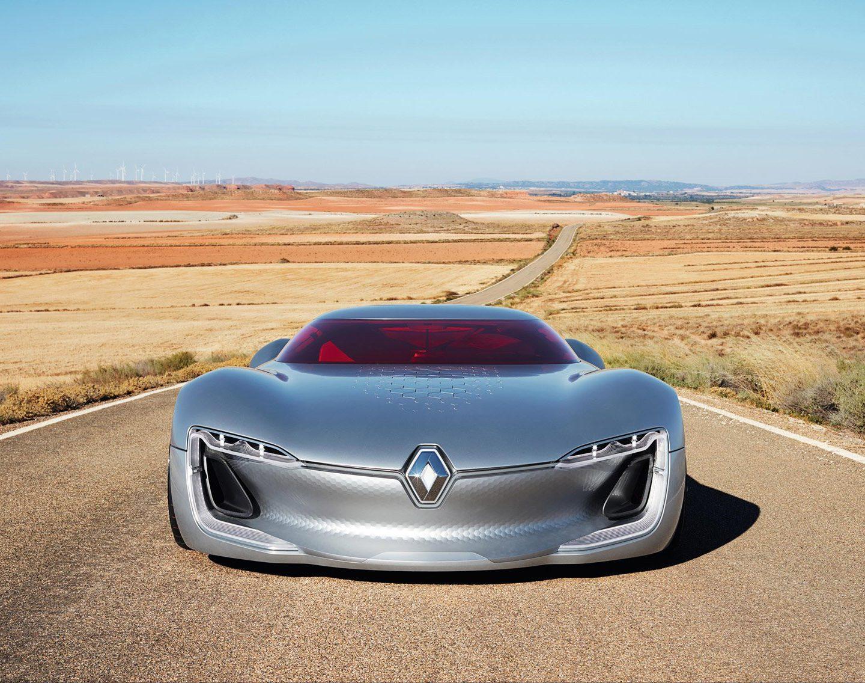 Обсирач 10: Концепт Renault або таких дверей ви ще не бачили