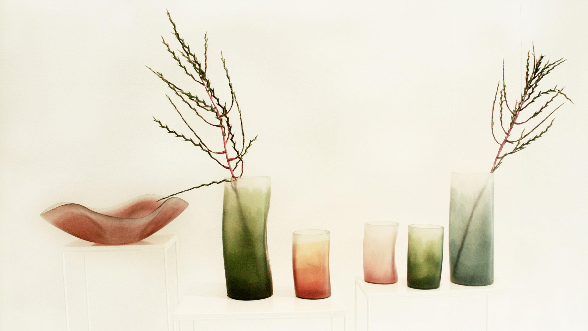 resin-vases-monica-calderon-design-week-mexico_dezeen