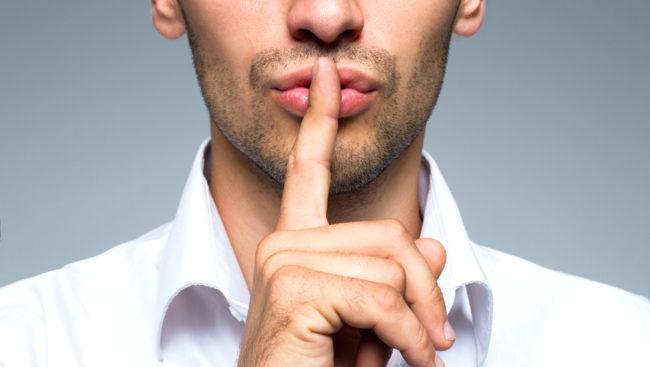 secret-shhh