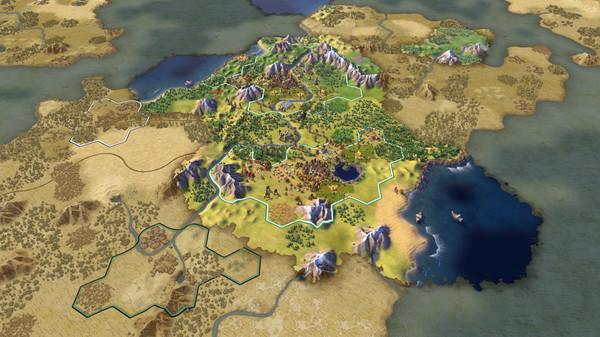 Civilization 6: краткий обзор или что подготовили геймдизайнеры?