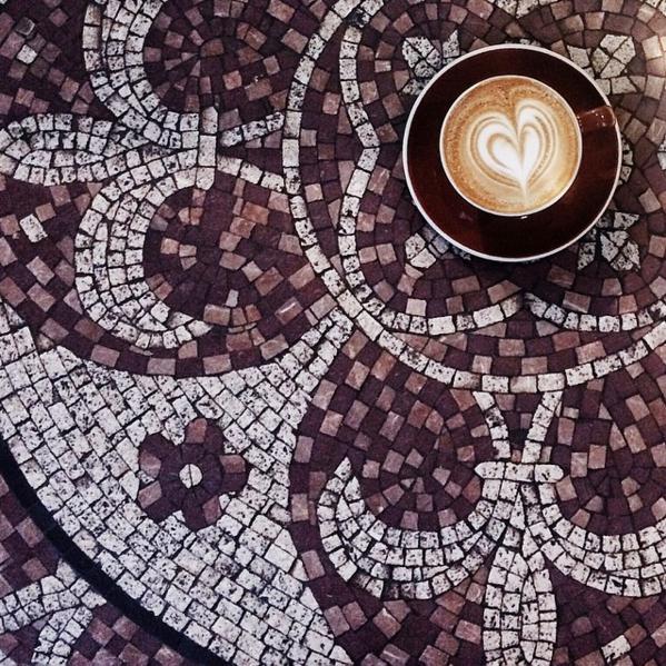 філіжанка кави