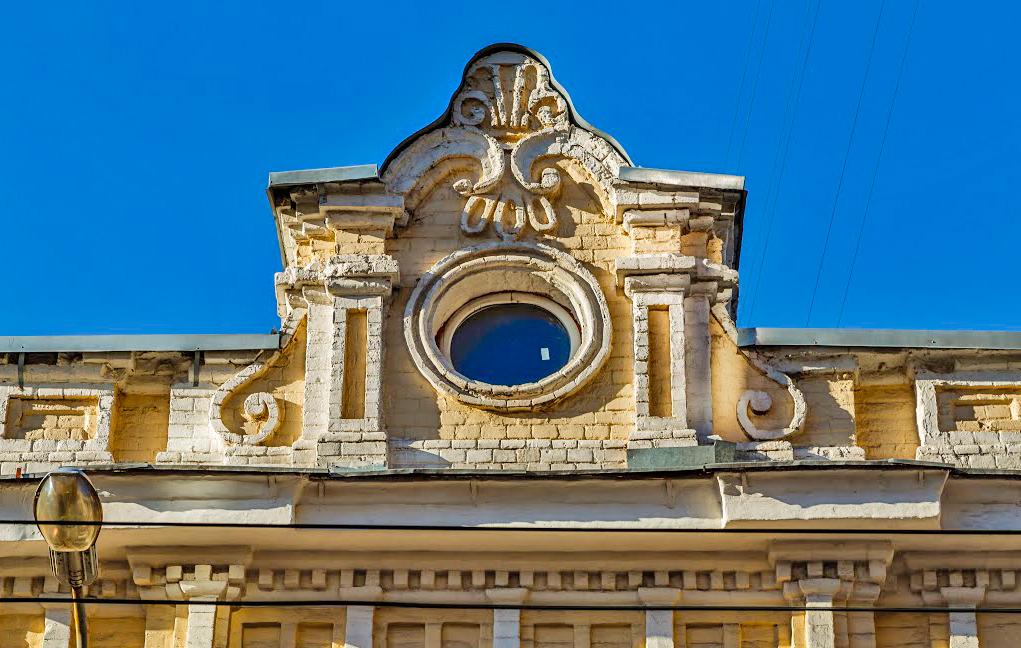 Архітектурні терміни, які ВАРТО ЗНАТИ: антаблемент, аттік, балюстрада, балясини і бельведер