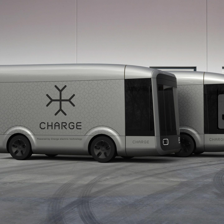 Британська компанія Charge представила вантажівку майбутнього