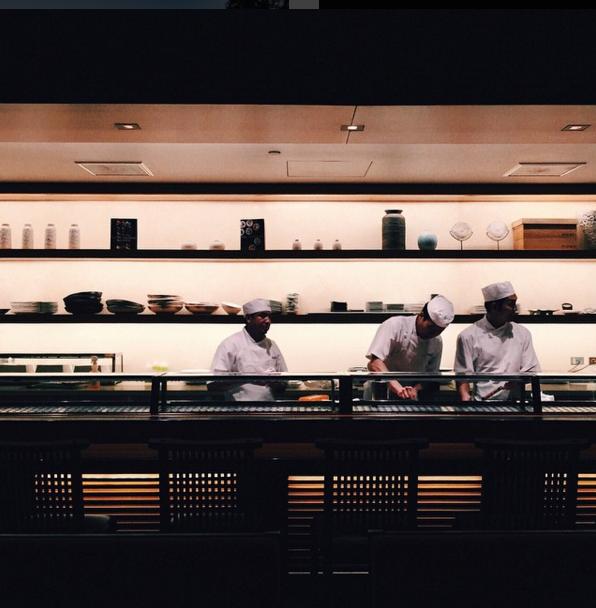 фото кухні і кухарів