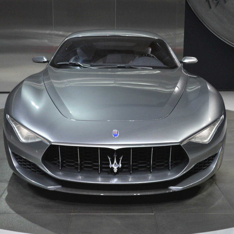 Полностью электрическая Maserati Alfieri – главное в ней дизайн