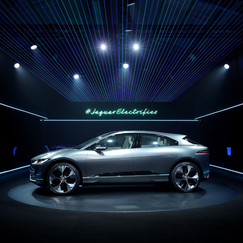 Перший електро-концепт Jaguar: чи є щось оригінальне в дизайні?