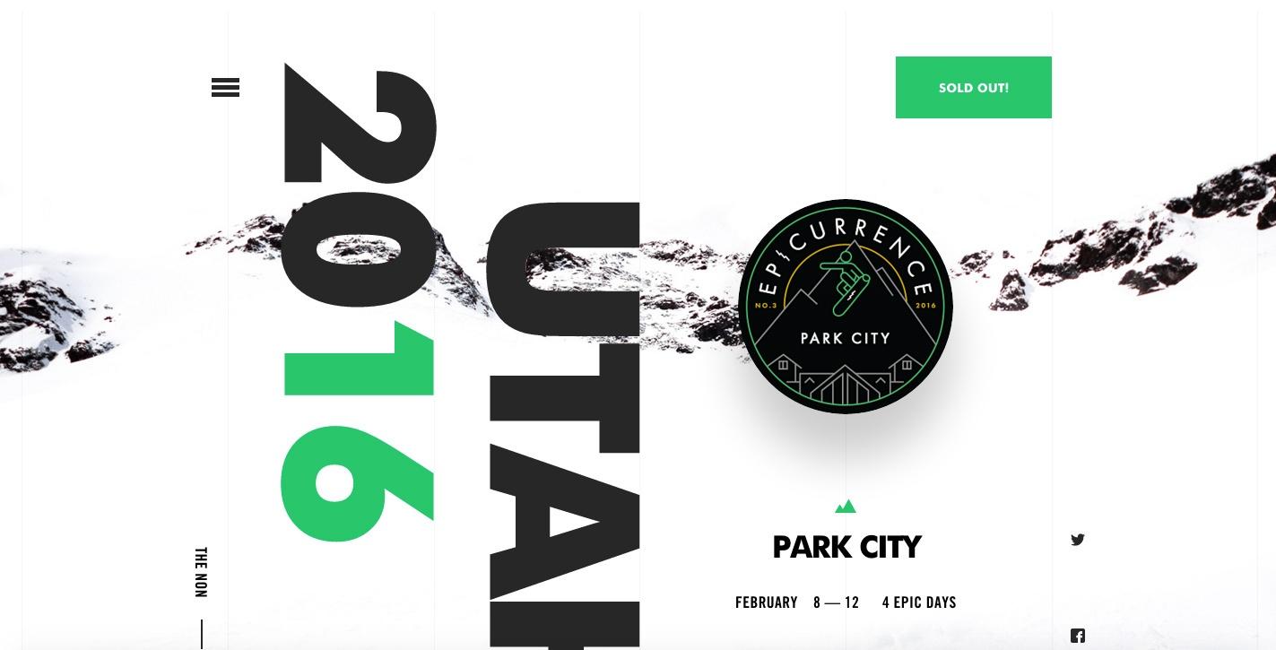 park-city-typography-example