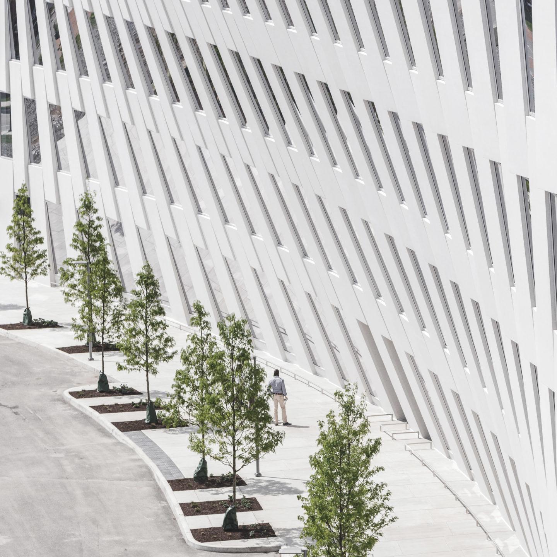 Дивовижний фасад від данських дизайнерів