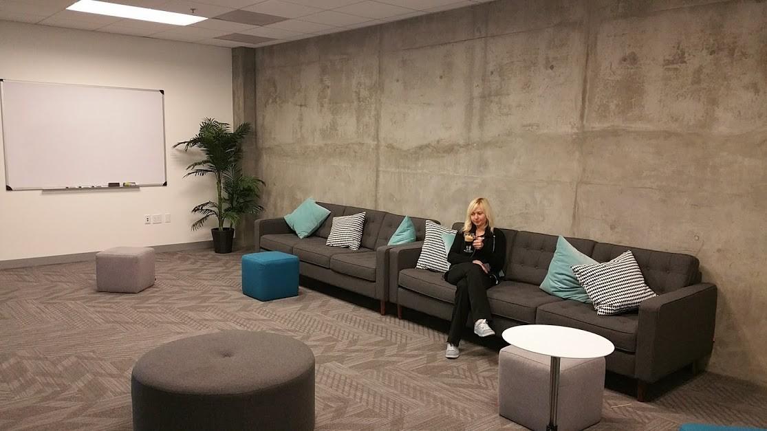 Дивний дизайн офісу Spycob, компанії вихідців з України і Росії, у Сан-Франциско