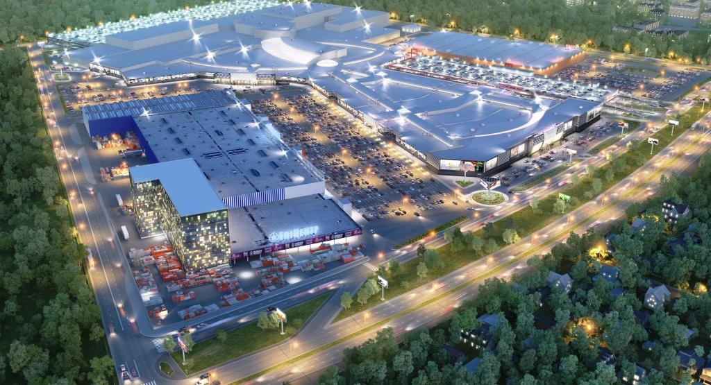 ТРЦ Lavina: не стыдно ли за самый большой торгово-развлекательный центр в Украине?