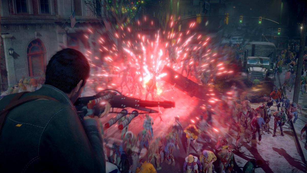 Dead Rising 4: обзор кошмарно красивого зомби апокалипсиса