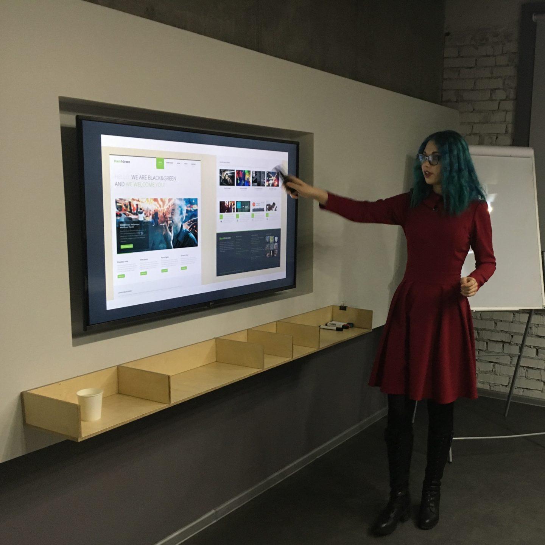 Веб-дизайн для чайников: как прошла наша лекция + подборка полезностей