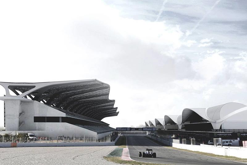 Украинский архитектор создал дизайн трассы для Формулы 1 – под Львовом