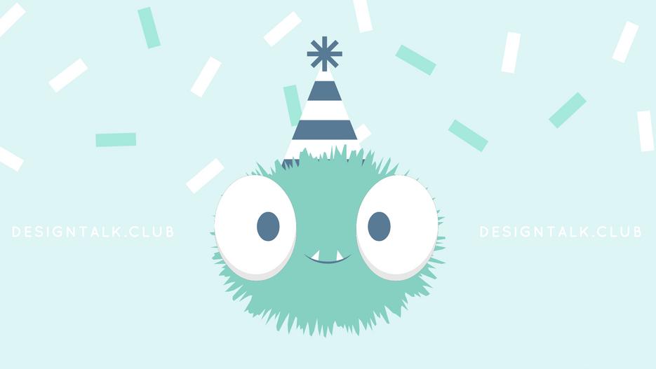 DesignTalk.club вітає всіх з Новим Роком!