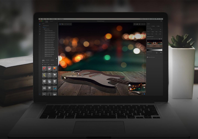 Супер-новинка від Adobe Project Felix – 3D-моделювання для 2D зображень