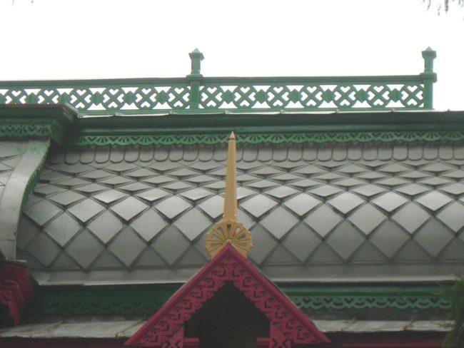 Гребінь архітектура фото