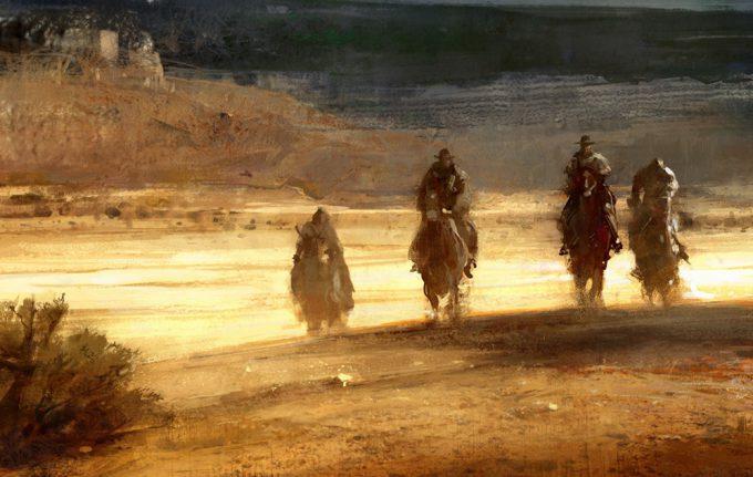 7 крутих концепт-артів, присвячених реінкарнації Вестерну