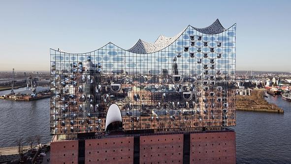 Один із найяскравіших дизайн-проектів 2016 року – Elbphilharmonie