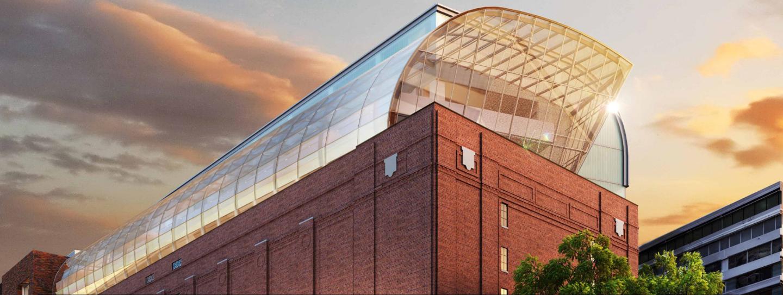 Музей Библии – невероятный проект, который может затмить пирамиду Хеопса (Видео)