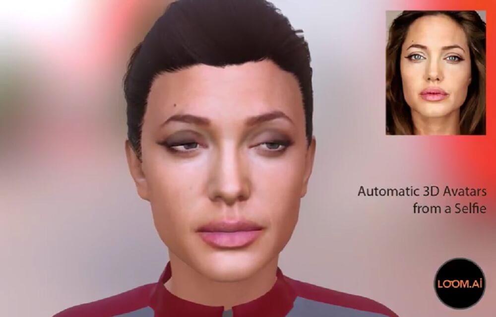 Сервіс Loom.ai задав нову моду: віртуальний 3D аватар замість селфі
