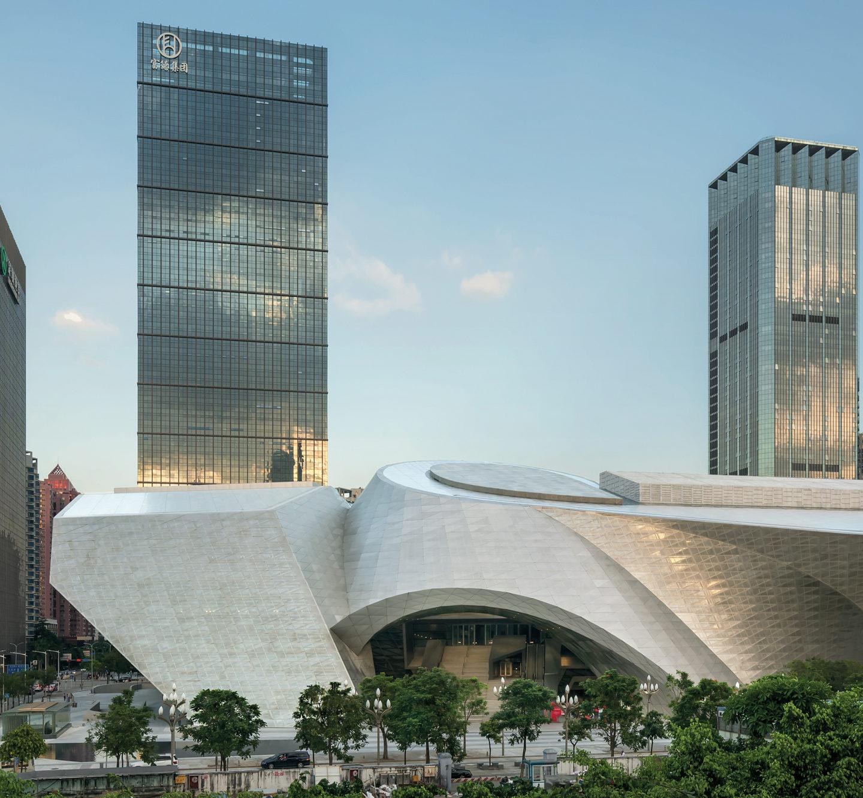 Китайське архітектурне диво від астрійських дизайнерів