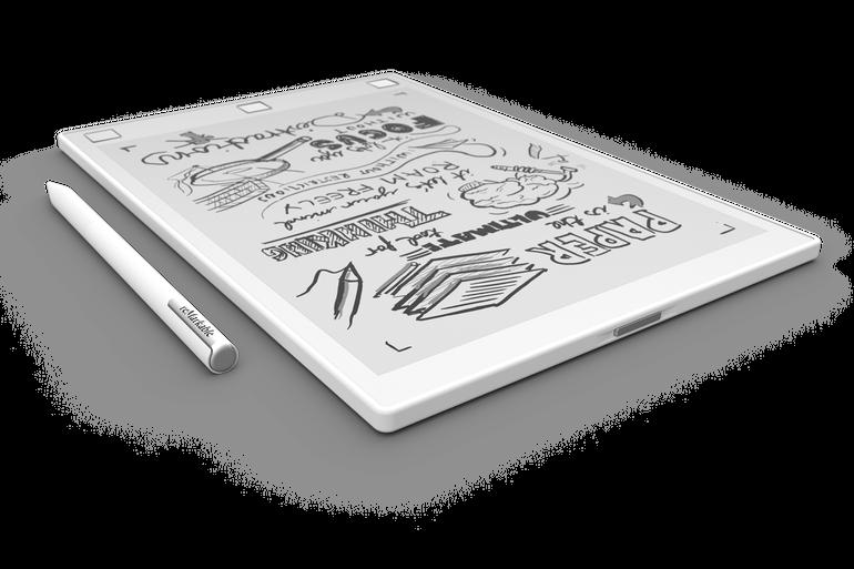 Революційний E Ink планшет для тих, хто любить працювати з олівцем у руці