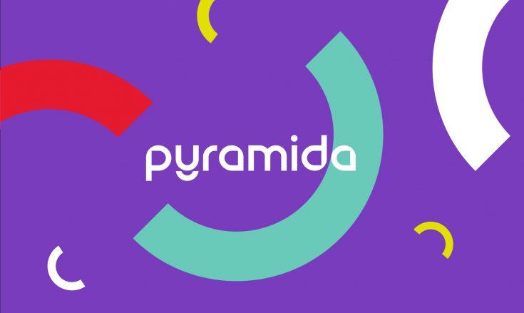 Ребрендинг Pyramida: от минимализма к еще большему минимализму