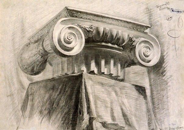 Архітектурні терміни, яких ви не знаєте: волюта, галерея, гірлянда, гребінь та закомара