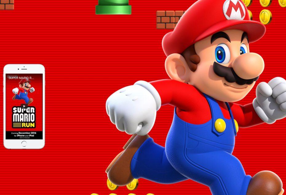 Super Mario Run перевершив рекорд закачок Pokemon Go: 2,85 млн за перший день