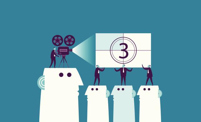 Кращі сервіси для створення відеоінфографіки:Tawe іPowtoon