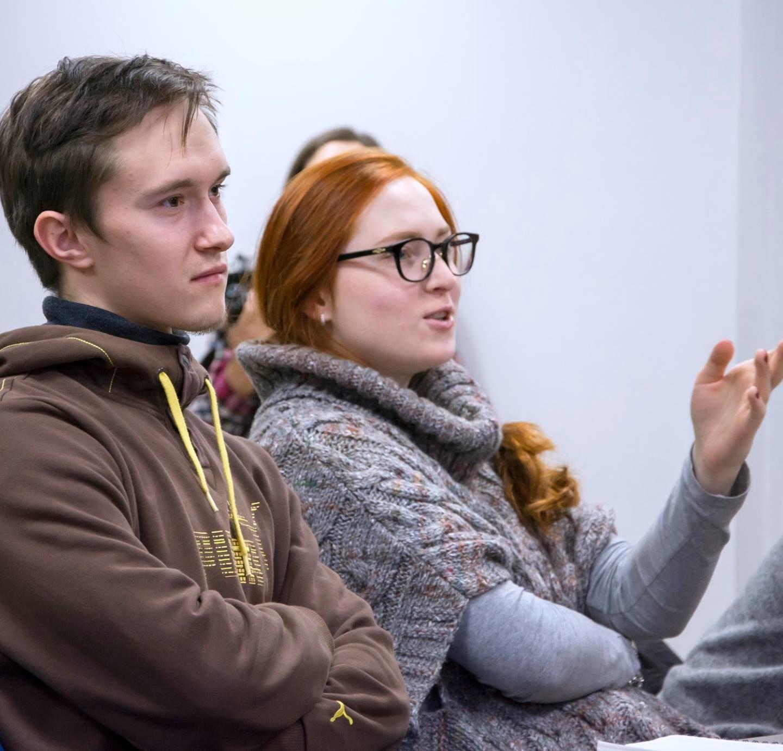 """""""Хочу стать дизайнером. Что, Зачем и Как? 2.0″: как прошла наша лекция (Фото)"""