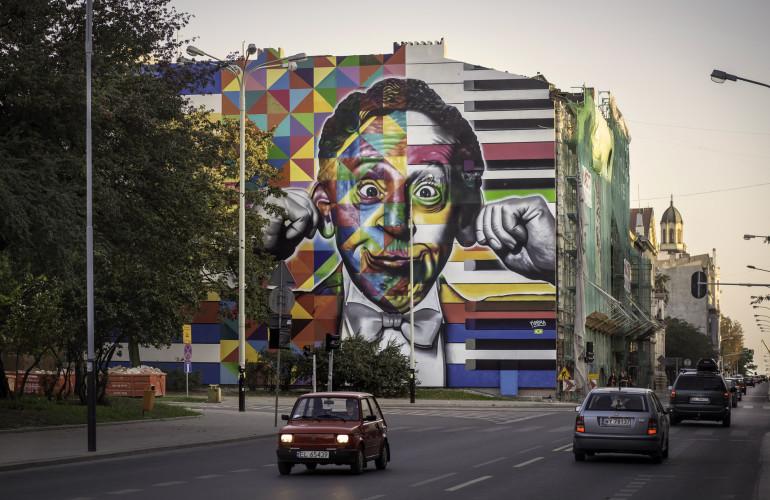 Історія світового стріт-арту: від становлення вуличного мистецтва до нині