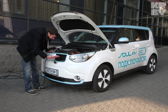 Як виглядатиме перший білоруський електромобіль?