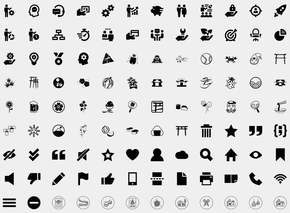 Огляд cервісів-бібліотек іконок: Illustrio, Icons8, PixelLove та інші